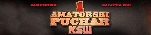 1. Amatorski Puchar KSW