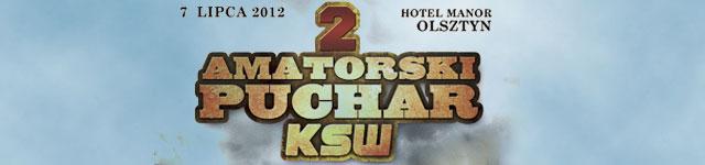 2. Amatorski Puchar KSW