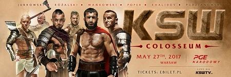 """Telewizja Polsat rozpoczęła sprzedaż zezwoleń na publiczne odtwarzanie """"KSW 39 Colosseum"""""""