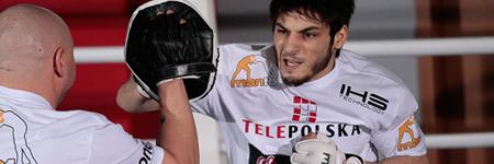 KSW22: Mariusz Pioskowik wypada z rozpiski. Pavel Svoboda nowym rywalem Azhieva!