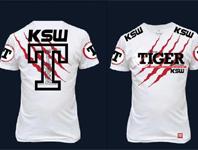 Rozdali�my trzy koszulki KSW WEAR & TIGER