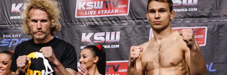 KSW25: Strus vs Horwich - kryteria punktowania walki wg. Tomasza Brondera