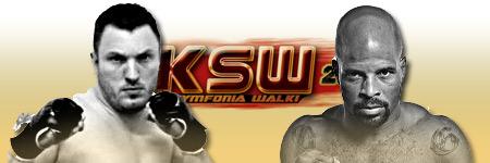KSW20: B³achowicz i Pudzianowski poznali swoich rywali!