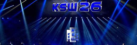 KSW26 otwarcie