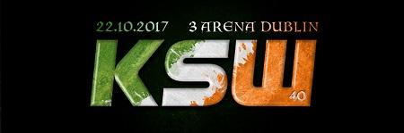 KSW po raz pierwszy w Irlandii już w październiku
