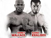 Rodney Wallace rywalem Mameda Khalidova na gali KSW19!