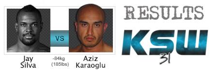 KSW31: Aziz Karaoglu sprawc± kolejnej niespodzianki