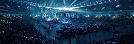 The official ticket sale and other records of KSW 39: Colosseum
