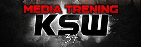 Media Trening przed KSW 34 w poniedziałek na Bemowie