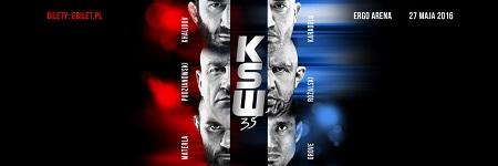Kolejna pula biletów na KSW 35 w sprzeda¿y