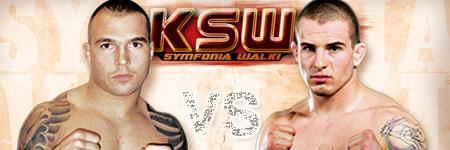 KSW20: Borys Mańkowski vs. Rafał Moks