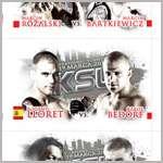 Pełen fightcard i kolejność walk na gali KSW15