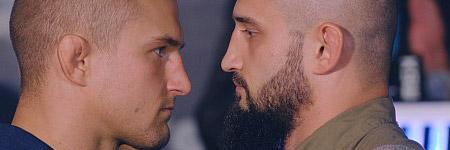 KSW37: Artur Sowiński vs Marcin Wrzosek