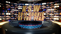 KSW 2017 Rookie of the Year