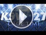 KSW27 - Cage Time: zwiastun