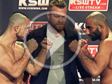 KSW30: Genesis - Official weigh-in